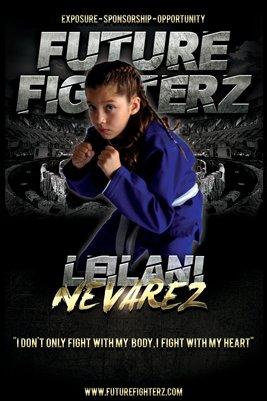 Leilani Nevarez Arena - Poster