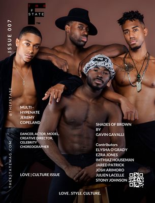 THEFSTATE MAGAZINE | ISSUE 007 VOL.2