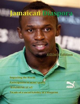 Jamaican Diaspora: Athlete Edition