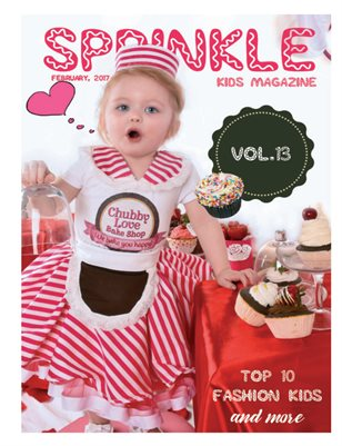 Sprinkle Kids Magazine Vol.  13