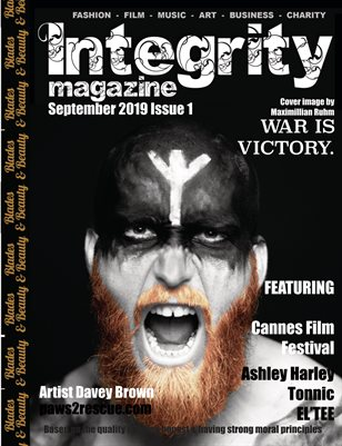 Integrity Magazine Issue 1