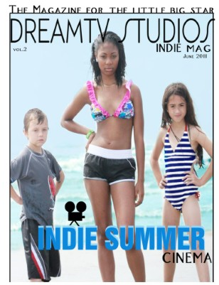 DreamTV Studios Indie Mag June