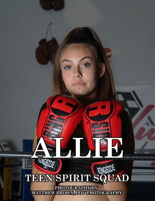 Allie Returns - Teen Spirit Squad