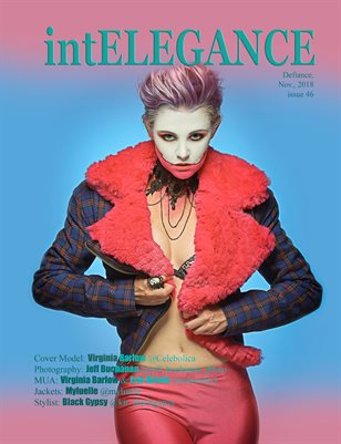 intElegance magazine issue 46 - November 2018 Defiance