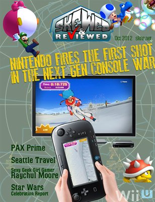 Skewed and Reviewed: The Magazine Fall 2012