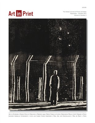 Art in Print, Volume 5/Issue 3