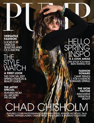 PUMP Magazine | The Style Watch Edition | Vol.2 | April 2021