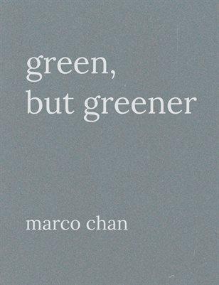 green, but greener
