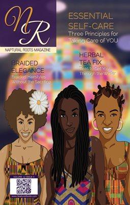 Naptural Roots Magazine Volume 12, Issue 4