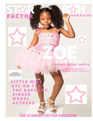 Starrah Factor Magazine Vol. 1