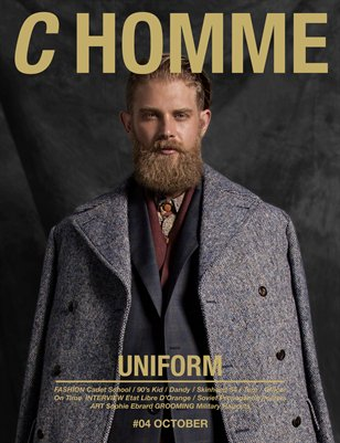 C HOMME #04 (COVER 8)