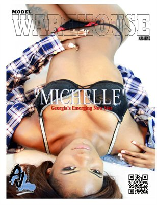 Model WAREHOUSE Magazine Michelle