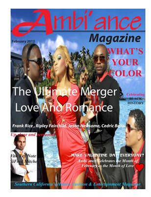 Ambi'ance Magazine February 2012