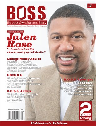 B.O.S.S. eMagazine Issue 17