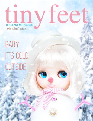 Tiny Feet - Third Issue
