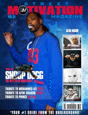 Vol 31 Ft. Snoop Dogg
