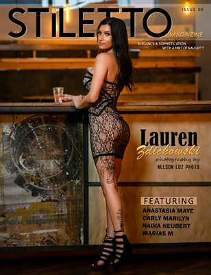 STiLETTO Magazine 08 Ft. Lauren Zdichowski