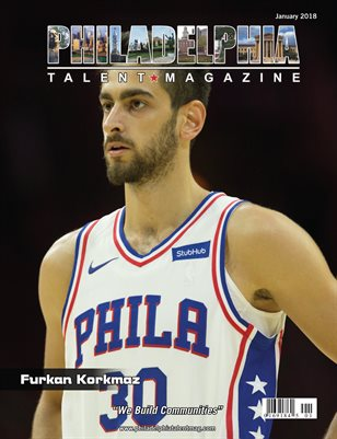 Philadelphia Talent Magazine January 2018 Edition