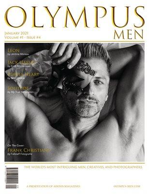 OLYMPUS MEN — Vol 1, Issue 4