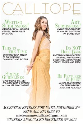 Calliope Magazine Poster