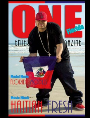 ONE Entertainment Magazine Florida- May