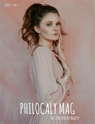 Philocaly Mag- Pink Issue Vol. I