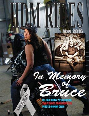 IIDM RIDES Magazine May 2016