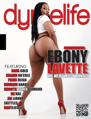 Dymelife Magazine #04 (Ebony Lavette Cover)