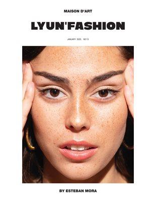 LYUN ISSUE No.13 (VOL No.1) C2
