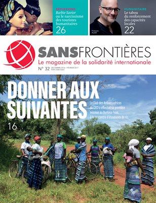 Magazine Sans Frontières (Num.32/Dec 2016- Fev 2017)