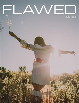 Flawed Magazine - Issue 2 - Natural Beauty Cover