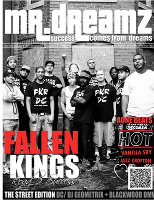FALLEN KINGS STREET EDITION MR DREAMZ