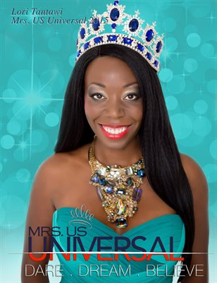 2016 Mrs. US Universal Pageant Magazine
