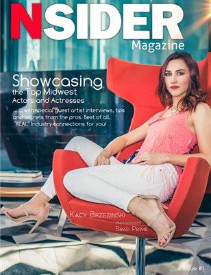 NSIDER Magazine v1.0