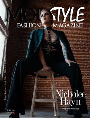 MODStyle Fashion Magazine Issue 17