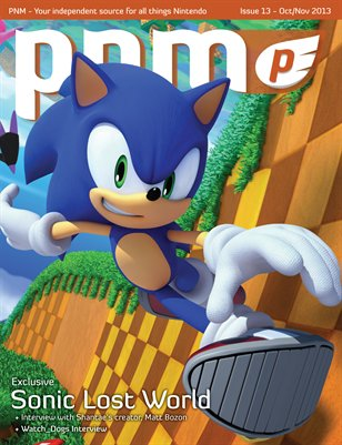 Pure Nintendo Magazine (PNM) Issue 13