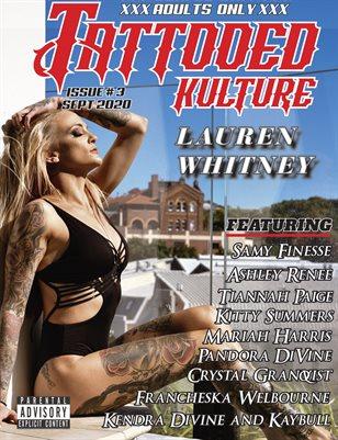 Tattooed Kulture Issue #3 - Sept 2020