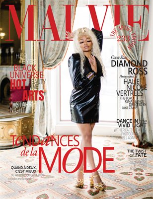 MALVIE Magazine The Artist Edition Vol 233 June 2021