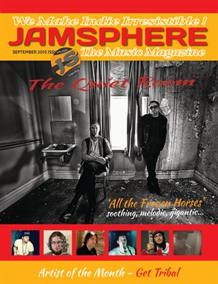 Jamsphere Indie Music Magazine September 2015