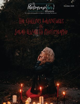 The Chilling Adventures Of Sarah Elizabeth Photography | October 2020