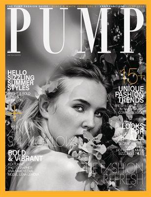 PUMP Magazine | Black & White Edition | Vol.3