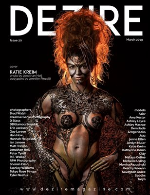 DEZIRE Magazine | Issue 20