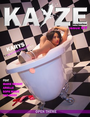 Kayze Magazine - issue 7 ( Karys)