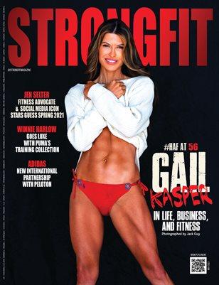 STRONGFIT Mag - GAIL KASPER - May/2021 - Issue 17 - PLPG GLOBAL MEDIA