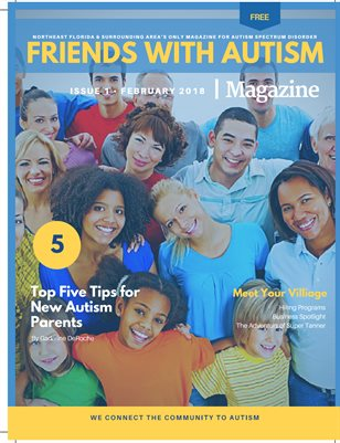 Friends With Autism Magazine, Issue 1, February 2018