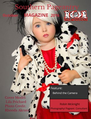 Southern Pageantry Magazine, Fall Issue 2016