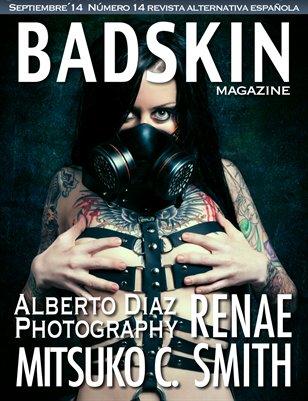 Bad Skin Magazine #SEP2014