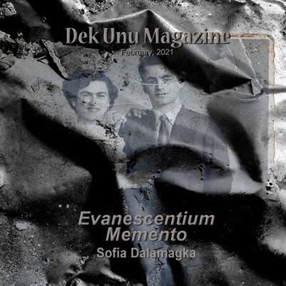 Dek Unu Magazine - Sofia Dalamagka