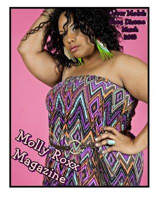 Molly Roxx Magazine #4