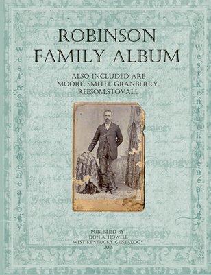 Robinson Family Album